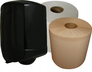 Center Pull Towels and Dispensers - Commercial Restroom Supplies