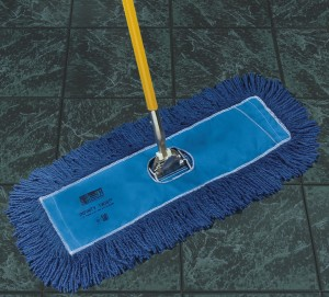 Commercial Dust Mops - Commercial Mop Rental Program