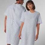 Medical Patient Gown Linens
