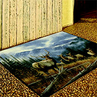 Commercial Floor Mats - Wildlife Mats