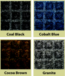 restroom service mats color selection