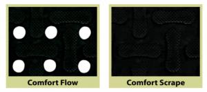 Comfort Flow  Mats vs Comfort Scraper Mats